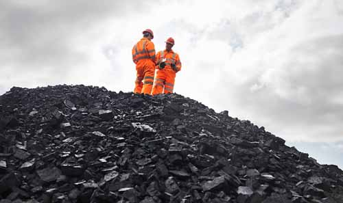 Perhaps the dirtiest job with high pay is a coal miner