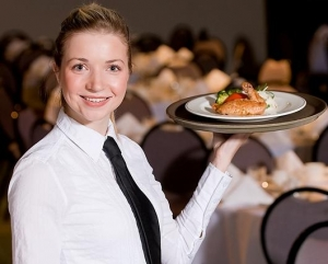 Waitress - a top college job
